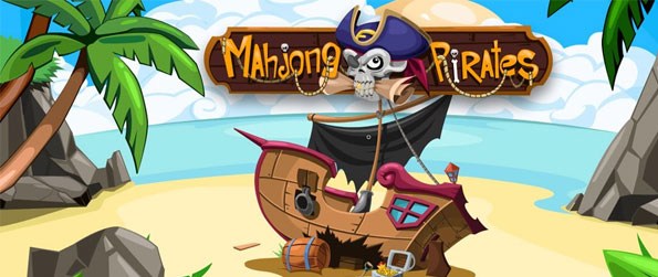 Mahjong Pirates - Bring your broken pirate ship back to glory!