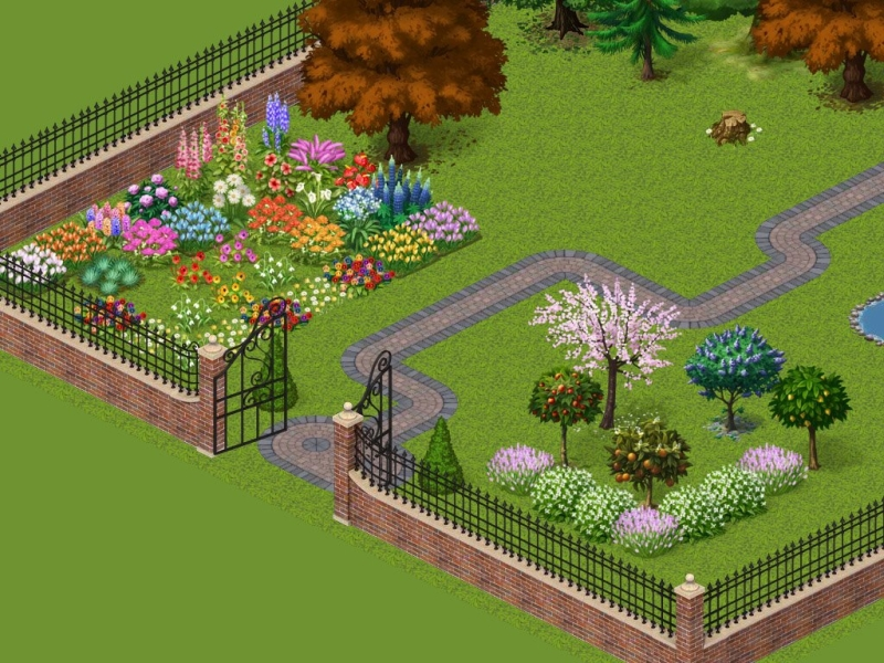 the secret garden game