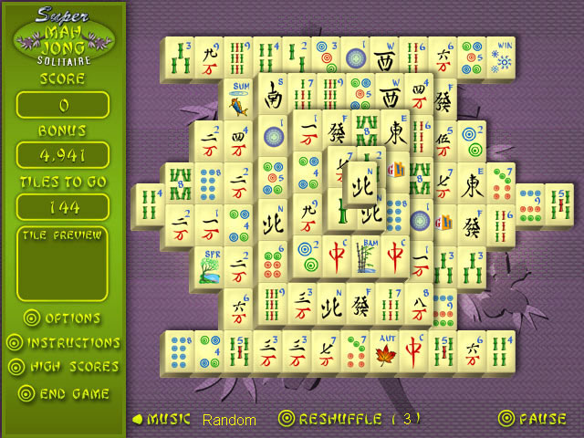 Gamehouse Free Online Games Classic Mahjong