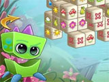 Gameplay for Mahjongg Dimensions Unblocked
