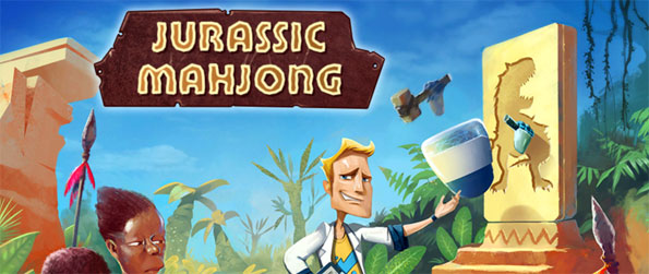 Jurassic Mahjong - Enjoy a pre historic trip in a fun mahjong game.