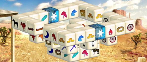 Mahjongg Dimensions Deluxe: Tiles in Time - Travel through time in a brilliant mahjong game.