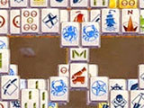 Gameplay for Mahjong Gold 2: Pirate's Island