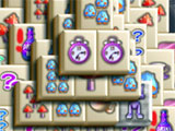 Gameplay for Alice's Magical Mahjong