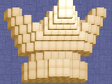 Crown Layout in Mahjong Towers Eternity