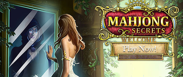 Mahjong Secrets - Enjoy the casual pairing game of Mahjong as you progress through the game's Hidden Object Adventure type of play.