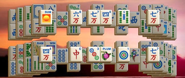 Mahjong Escape: Ancient Japan - Experience the challenging yet fun to solve mahjong layouts that'll make you want to play the game over and over again.