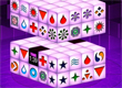 Dark Mahjong game