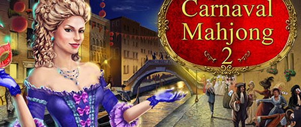 Carnaval Mahjong 2 - Explore the different masquerade destinations across the world while scouring through the collection of Mahjong Puzzles to beat.
