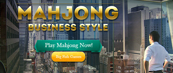 Mahjong Business Style - Play towards earning the spot among the few elite business class in this wonderful Mahjong Game.