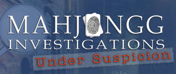Mahjongg Investigations: Under Suspicion - Help issue a warrant to the rightful perpetrators in this wonderful revamp to the classic mahjong game.
