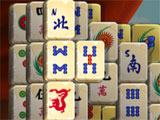 Mahjong Royal Towers Flags