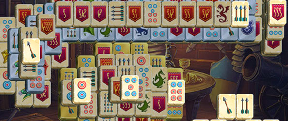Royal Mahjong: King's Journey - Enjoy a gorgeous mahjong experience with a huge range of fun levels.
