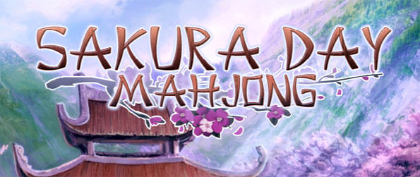 Sakura Day Mahjong - Play an enticing game of Mahjong with excellent Japanese music and beautiful backgrounds.