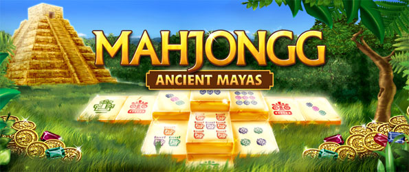 Mahjongg: Ancient Mayas - Choose from over 300 layouts to challenge yourself with.