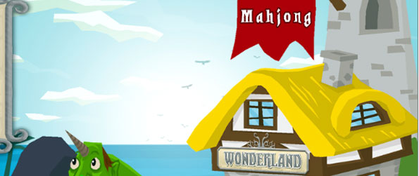 Wonderland Mahjong - Find the lair of the evil wizard Rasmos by solving Mahjong puzzles.