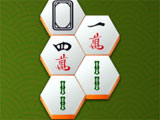 Mahjong Wonders Hexa Match gameplay
