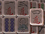 Mahjong Oriental dark colors
