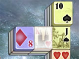 Solitaire Game Mode in World's Greatest Temples Mahjong 2 Solitaire Game Mode
