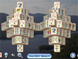 All-In-One Mahjong Two Towers Layout
